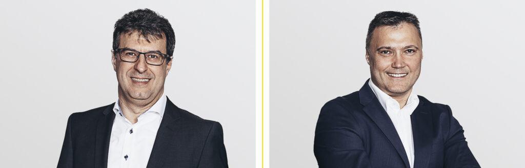 Theo Sakalis & Joachim Rännar.